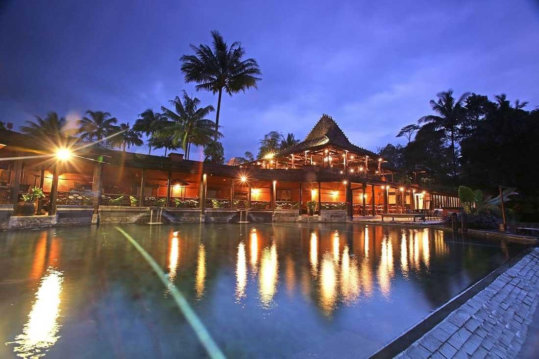 Kemewahan MesaStila Hotel & Resort yang Menawarkan Ketenangan