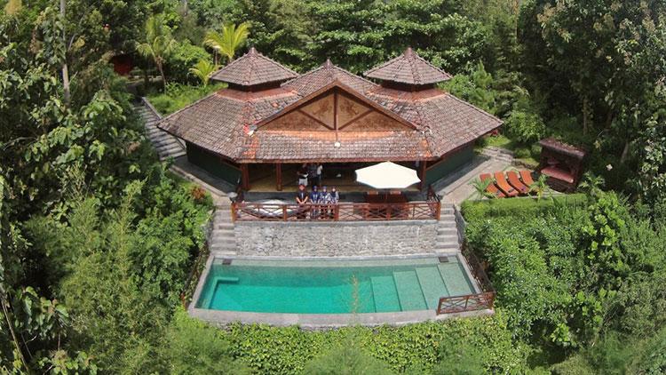 Villa Borobudur Resort : Penginapan Berkonsep Villa & Resort