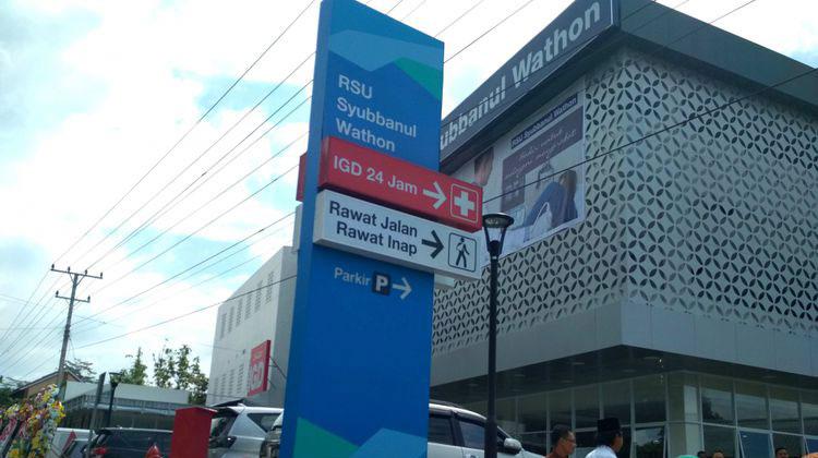 Rumah Sakit Kerjasama PBNU dan Lippo Group Resmi Beroperasi