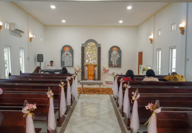 Bukit Rhema Jadi Wisata Religi Pertama di Jawa Tengah