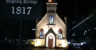 Tahukah Kamu? Gereja Tertua Di Kota Magelang