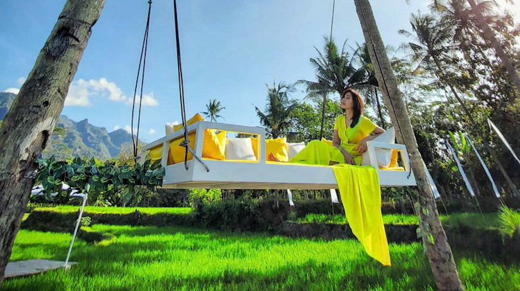 Svargabumi, Wisata Hamparan Sawah Keren yang Instagramable