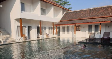 Sinom Borobudur Heritage, Hotel Minimalis Nuansa Pedesaan