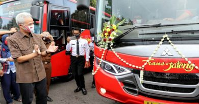 Hore! Trans Jateng Koridor I Kutoarjo-Borobudur Mulai Beroperasi